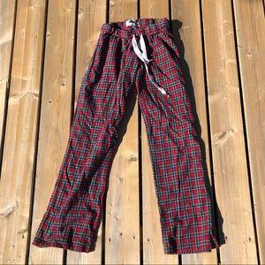 🔮 Campus Crew PJs Pyjamas Plaid Pants
